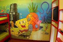 Spongebob room 2