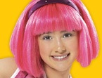 Nickelodeon Nick Jr LazyTown Lazy Town Stephanie Character