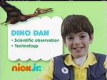 Dino Dan 2012 curriculum board