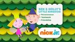 Ben & Holly 2014 curriculum board