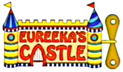 Eureeka's Castle Logo Nick Jr.