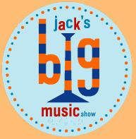 Jack's Big Music Show Logo