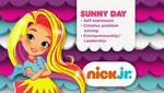 Sunny Day 2017 curriculum board