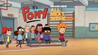 It's Pony bumper 1 - Nicktoons