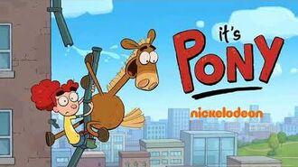 It's Pony Theme Song (Audio)