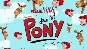 Das ist Pony Vorschau 1 - Ab 4. Mai 2020