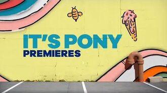 It's Pony August 2020 promo - Nickelodeon