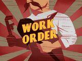 Orden de Trabajo/Transcripción