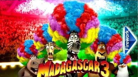 Video - MADAGASCAR 3 song Firework - Katy Perry banda sonora
