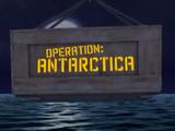 Operación: Antártida/Transcripción