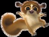 Madagascar lemurs Mort