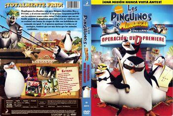 Los Pinguinos De Madagascar - Operacion Dvd Premiere