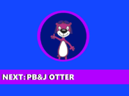 PB&J Otter - Morning
