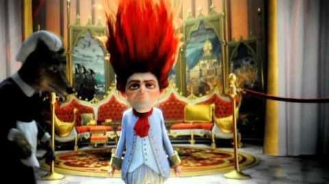 Bring me my angry wig