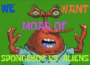 Moar Award SB vs. Aliens