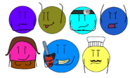 CircleCity Characters - My Design