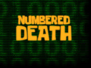 Numbered death