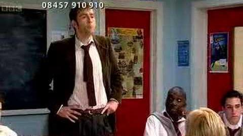Comic Relief - Catherine Tate & David Tennant