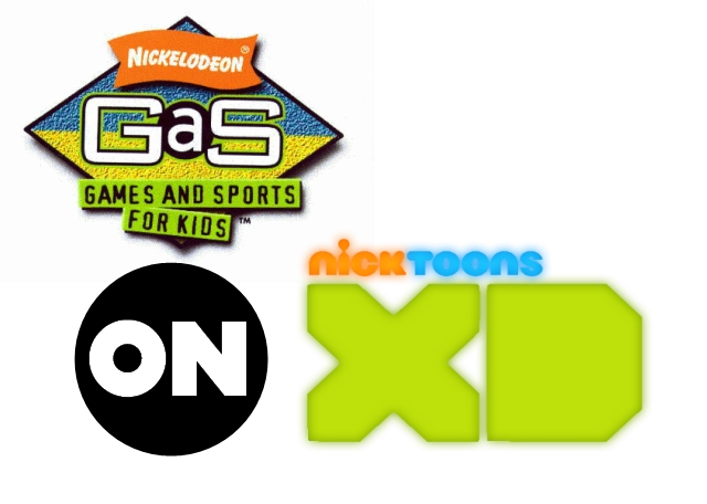 List of programs broadcast by Nicktoons