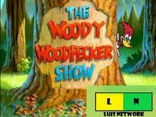 The Woody Woodpecker Show theme on Luis Network