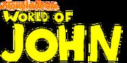 World of John logo with Nickelodeon new logo
