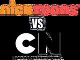 Nicktoons VS Cartoon Network