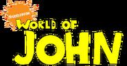 World of John logo with Nickelodeon old logo
