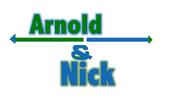 Arnold&Nick new logo