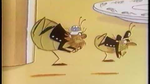 "1969 Raid ""Biker Bugs"" Commercial"