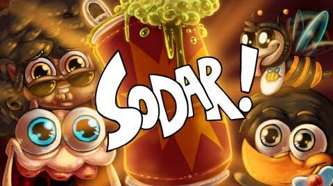ADVENTURE BABIES Episode 1 - SODAR!