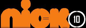 Nick 10 logo