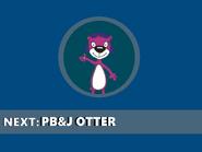 PB&J Otter - Evening