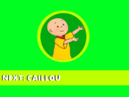 Caillou - Noon