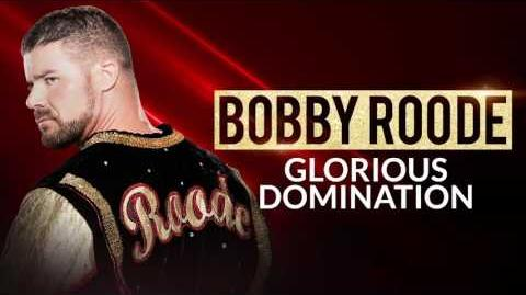 Bobby Roode - Glorious Domination (Official Theme)