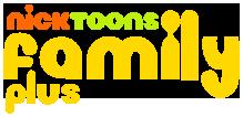 Nicktoons Family Plus logo