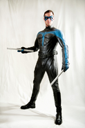 Matthew Hiscox as Nightwing