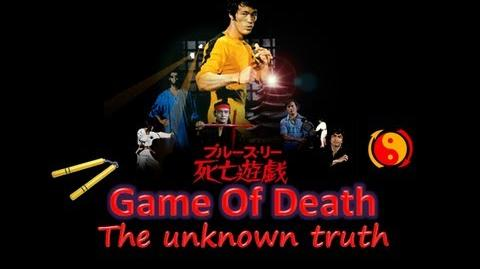 "Bruce Lee's ""Game of death"" the unknown truth"