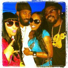 Nicki and the gang