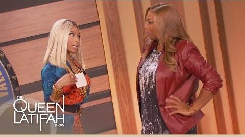 Nicki Minaj is Amazing at Doing Accents