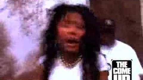 Nicki Minaj- Whatchu Know Bout Me The Come Up DVD