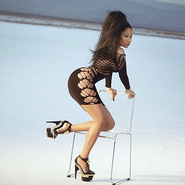 Nicki sexy ass