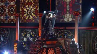 Nicki Minaj Roman Holiday (The 54th Annual Grammy Awards 2012)-2