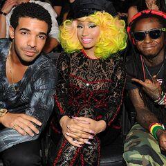 Drake, Nicki, Lil Wayne