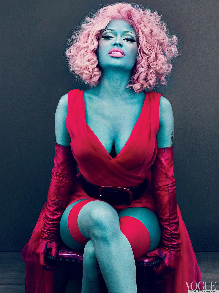 Vogue Photo Shoot Nicki Minaj Wiki Fandom Powered By Wikia