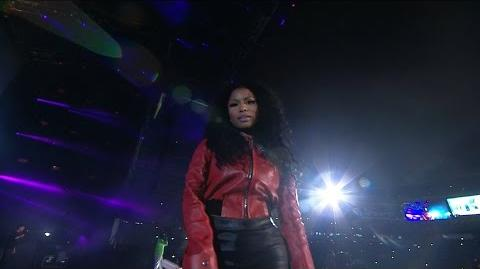 Nicki Minaj surprise guest at Summer Jam 2015