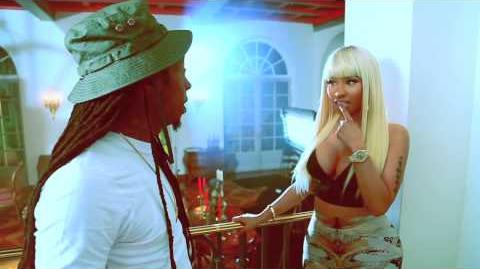 "BEHIND THE SCENES OF ""HIGH SCHOOL"" - NICKI MINAJ (ft. LIL WAYNE)"