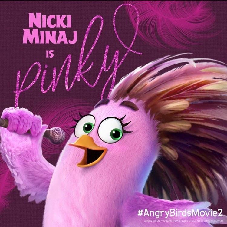 Angry Birds Movie 2 | Nicki Minaj Wiki | FANDOM powered by Wikia