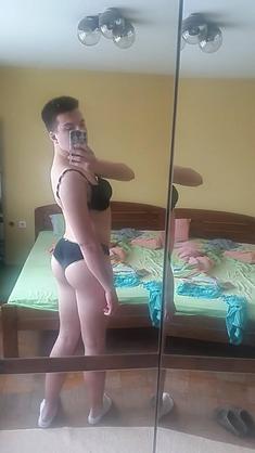 Bra and panties