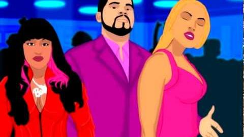 Lalo The Don featuring Nicki Minaj and Barbee - Get Low 4 Me (Remix) Official Music Video