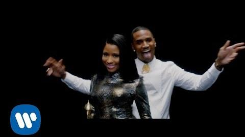 Trey Songz - Touchin, Lovin ft. Nicki Minaj -Official Video-